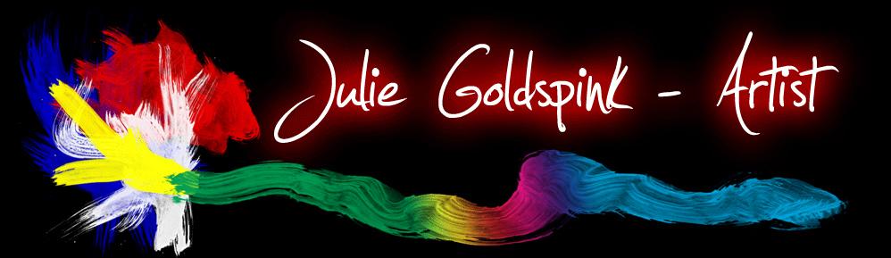 Julie Goldspink Artist