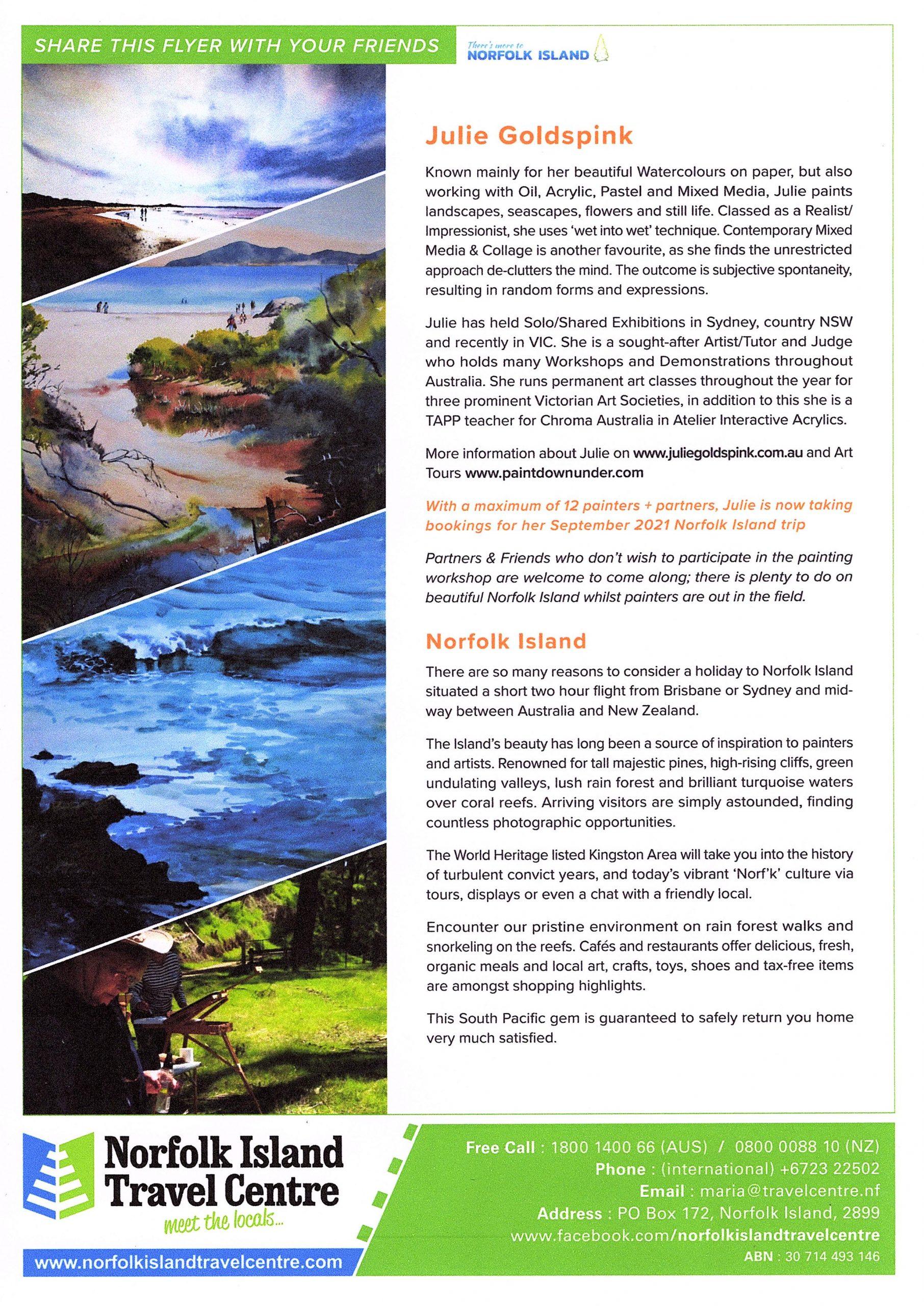 Norfolk Island Trip 2021 P2