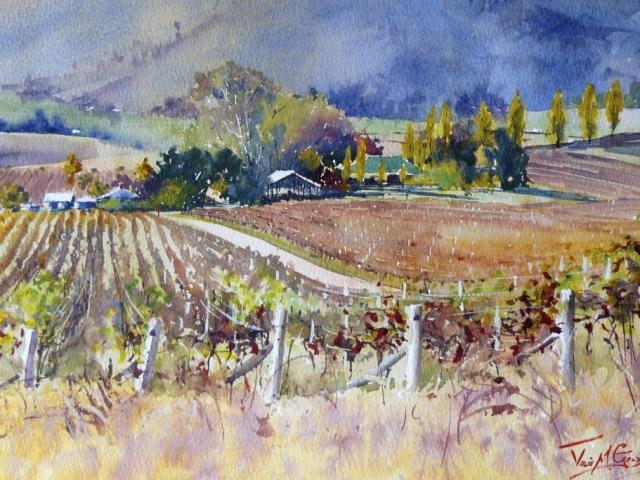 Andrew Harris Vineyards Mudgee